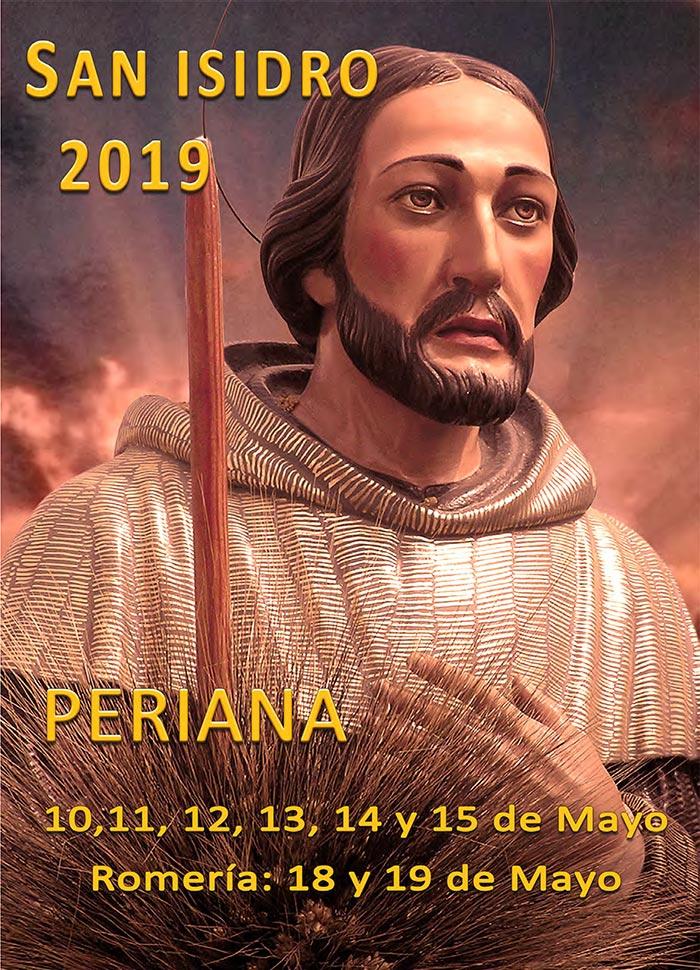 San Isidro de Periana 2019. Fiestas y Romería