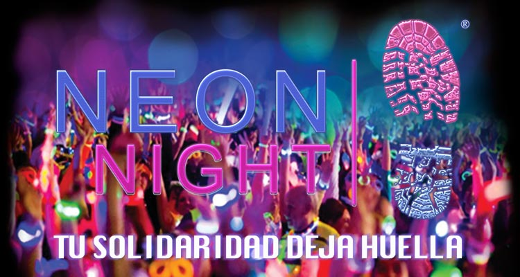 Neon Night Málaga 2016