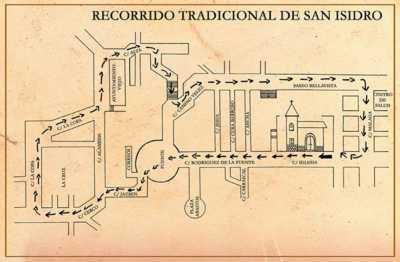 Recorrido Tradicional de San Isidro de Periana 2019