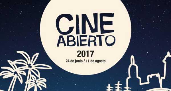 Cine Abierto Verano Málaga 2017