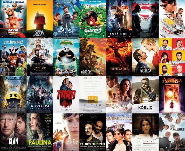 Cine Abierto Verano 2017 Películas