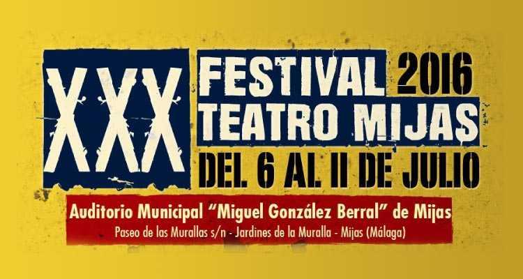 Festival teatro mijas 2016 programaci n - Casa de citas malaga ...