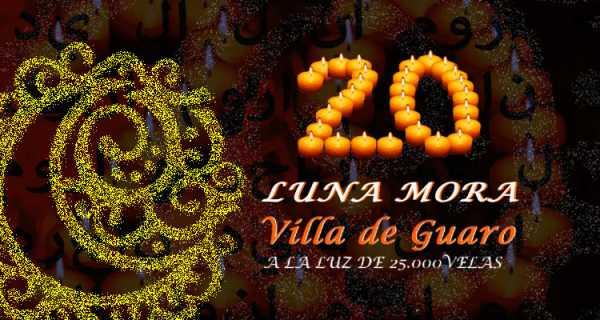 Luna Mora de Guaro 2016