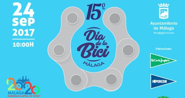Día de la Bici Málaga 2017