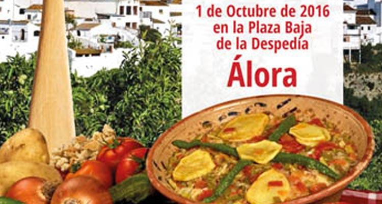Día de las Sopas Perotas de Álora 2016