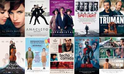 Películas Cine en tu Zona 2016-2017 Distritos de Málaga