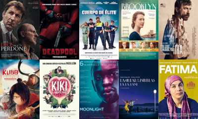 Películas de Cine en tu Zona 2017-2018 Distritos de Málaga