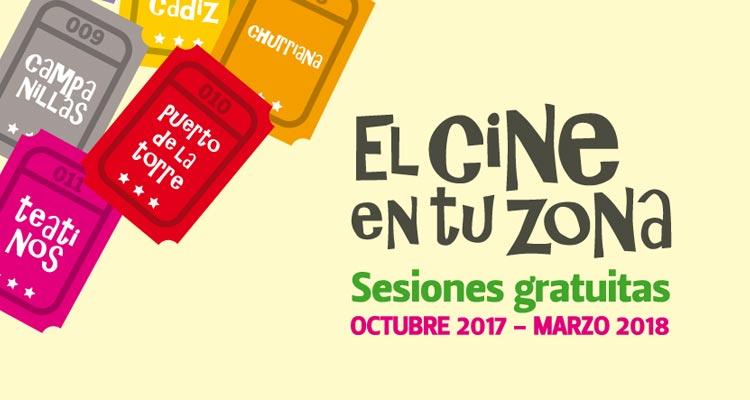 Cine en tu Zona 2017-2018