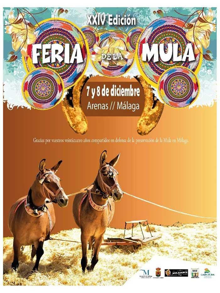 Feria de Mula de Arenas 2019