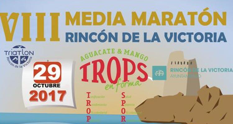 Media Maratón Rincón de la Victoria 2017