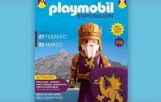 Exposición Playmobil Marbella 2017