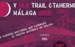 V MLK Trail Málaga 2018