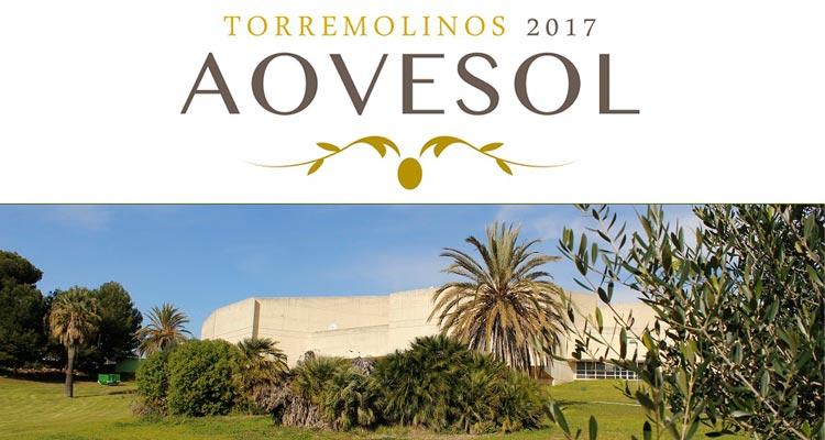 Aovesol Torremolinos 2017. Feria aceite de oliva virgen extra