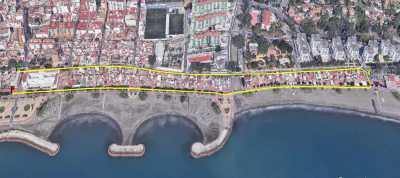 Recorrido 2km Carrera Popular de El Palo 2018