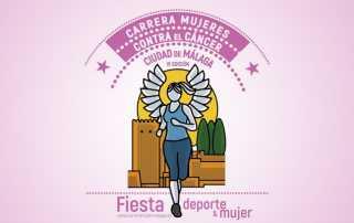 Carrera Mujeres Contra el Cancer Málaga 2018