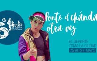 Fiesta del Deporte de Málaga 2018