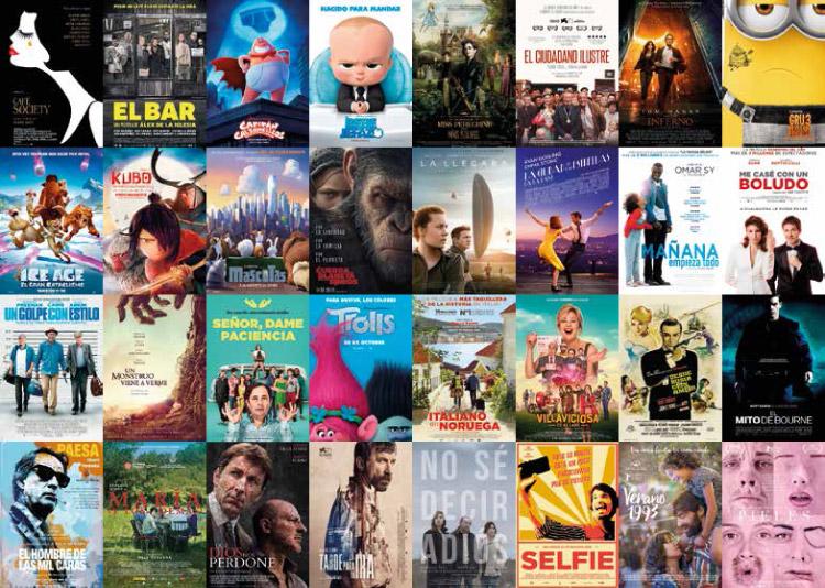 Películas en el Cine Abierto de Verano de Málaga 2018