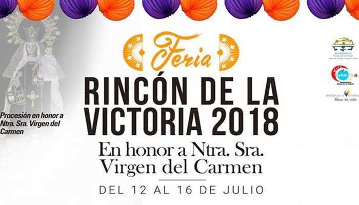 Feria del Carmen Rincón de la Victoria 2018