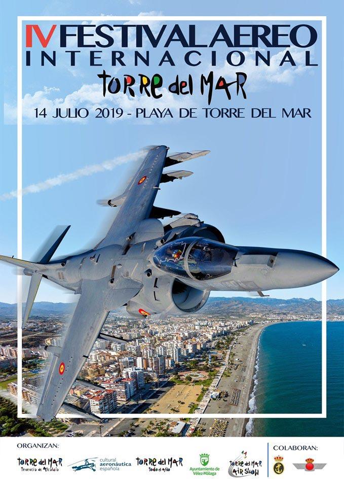 Festival Aéreo Internacional de Torre del Mar 2019