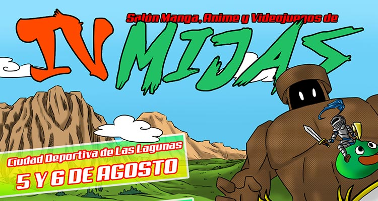 Salón del Manga, Anime y Videojuegos de Mijas 2017