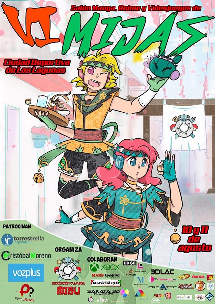 Salón Manga, Anime y Videojuegos de Mijas 2019