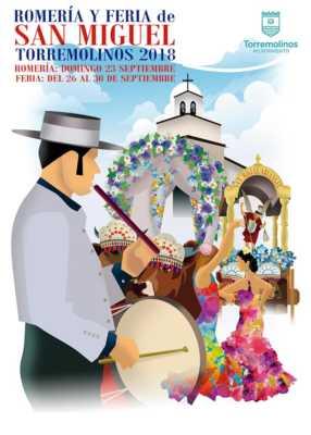 Feria y Romería de San Miguel en Torremolinos 2018