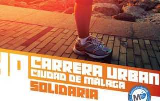 Carrera Urbana Ciudad de Málaga 2018