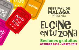 Cine en tu Zona Málaga 2018-2019