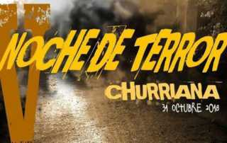 Noche del Terror de Churriana en Halloween 2018