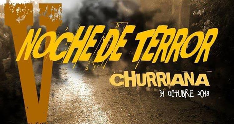 Noche del Terror de Churriana en Halloween 2018