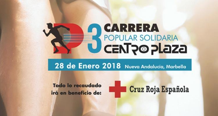 Carrera Popular Centro Plaza Nueva Andalucía 2018