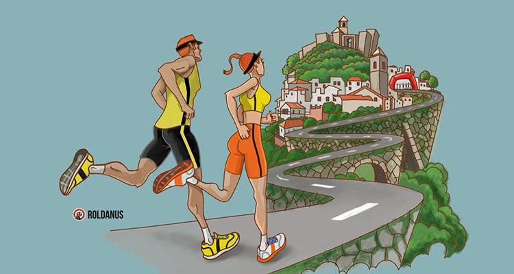 Medio Maratón Álora Valle del Sol 2018
