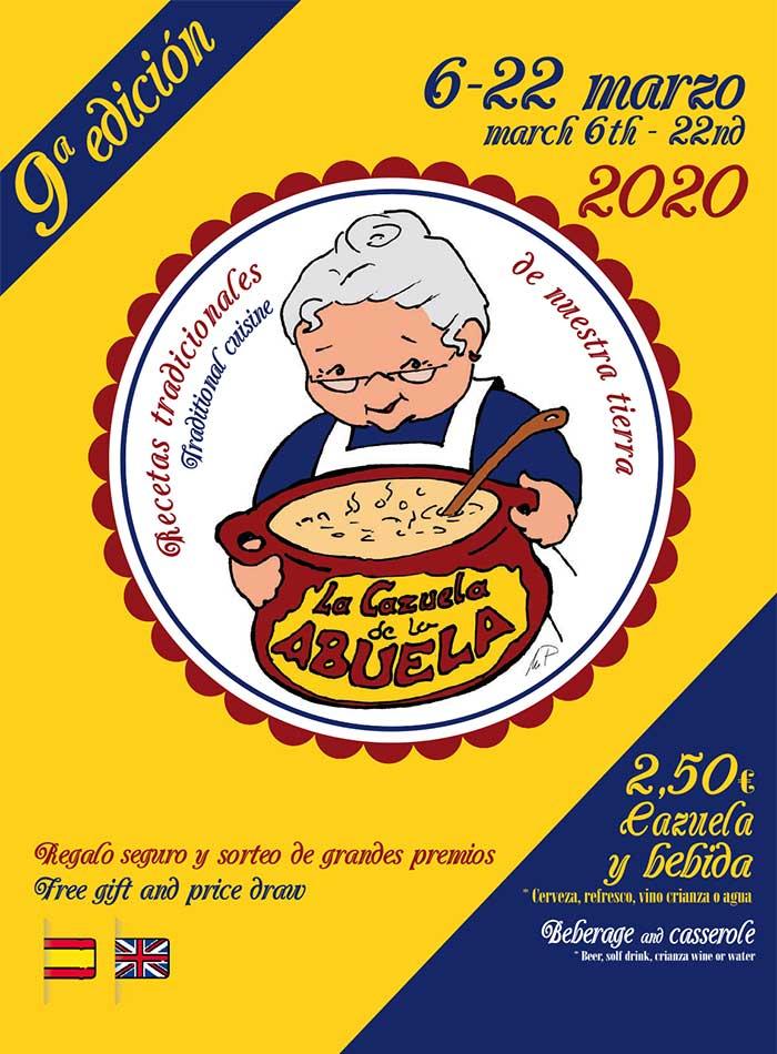 Cazuela de la Abuela Fuengirola 2020