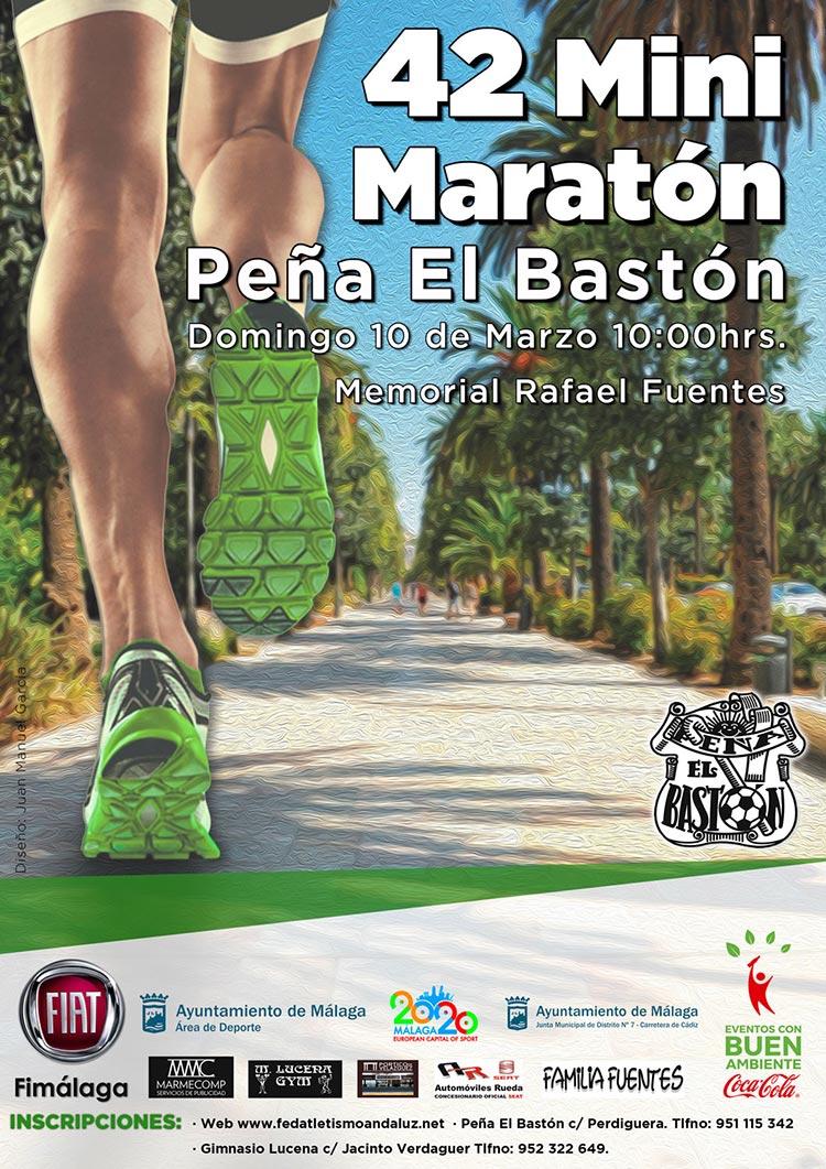 Mini Maratón Peña el Bastón 2019