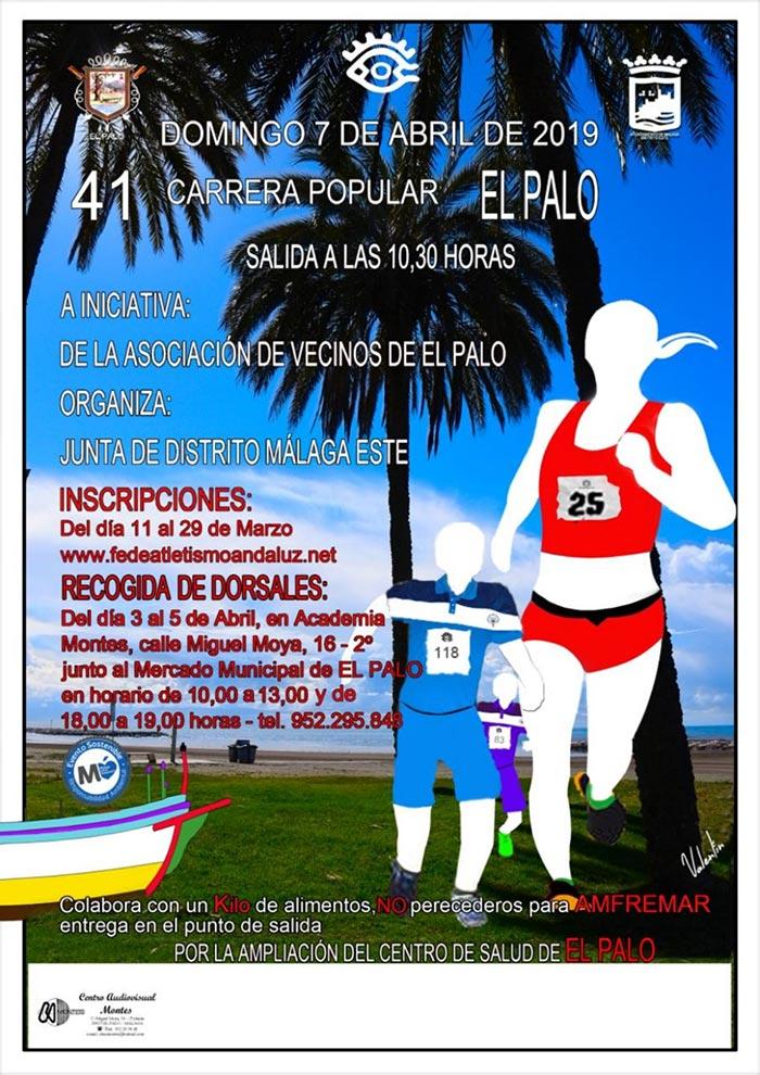 Carrera Popular El Palo 2019