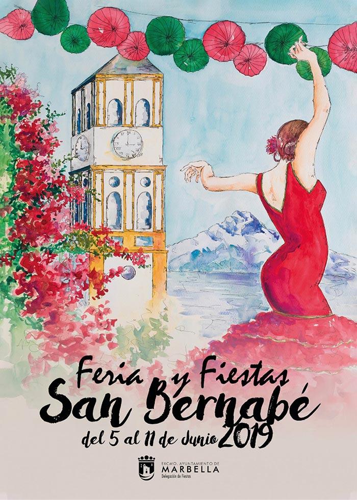 Feria De Marbella San Bernabé 2019 Y Romería Programación Completa