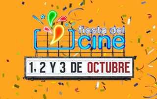 Fiesta del Cine en Málaga 2018 Octubre