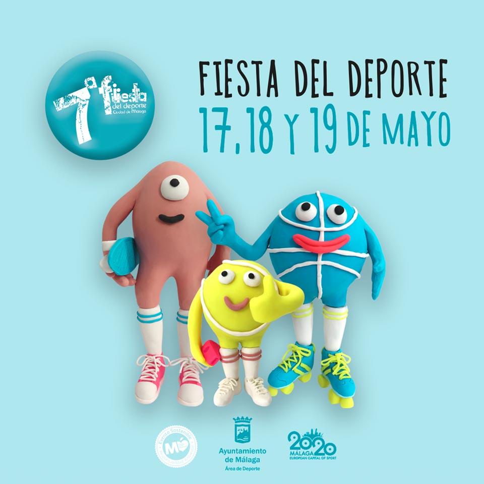 Fiesta del Deporte de Málaga 2019