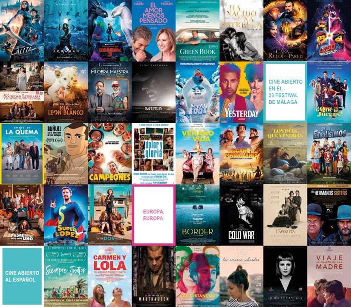 Cine Abierto De Verano De Málaga 2020 Películas Gratis En Los Distritos