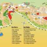 Plano de la Festival Frigiliana 3 Culturas 2018