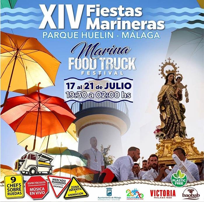 Fiestas Marineras de Huelin 2019