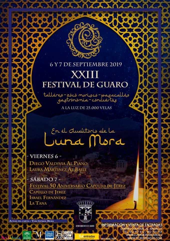 Luna Mora de Guaro 2019