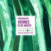 Segundo viernes en la Feria de Málaga 2019