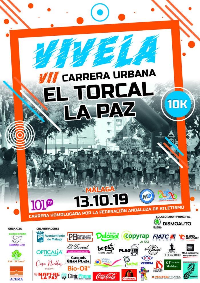Carrera Urbana El Torcal - La Paz 2019