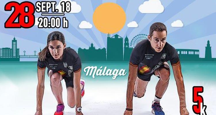 Carrera Policía Nacional Málaga 2018 Ruta 091