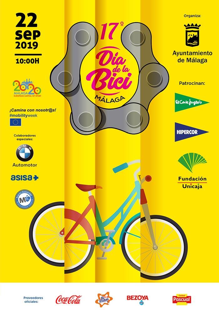 Día de la Bici de Málaga 2019