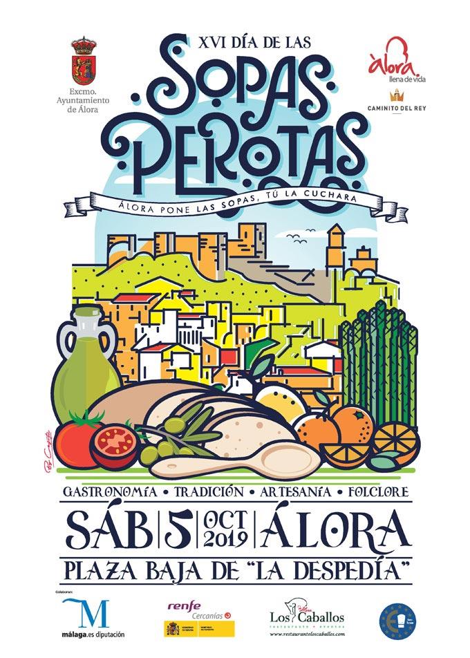 Día de las Sopas Perotas de Álora 2019