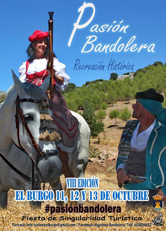 Pasión Bandolera El Burgo 2019