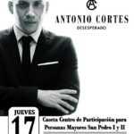 Actuación Antonio Cortés Feria de San Pedro Alcántara 2019