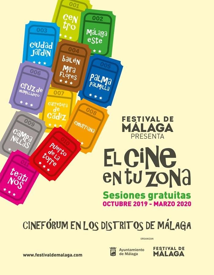 Cine en tu Zona Málaga 2019-2020